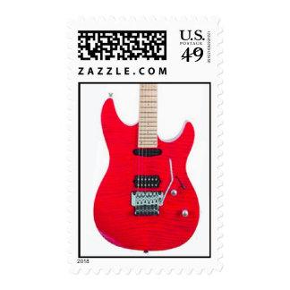 sello 14 de la guitarra