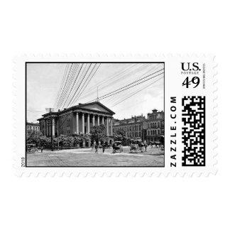 Sello 1900 de Nashville Tennessee del tribunal