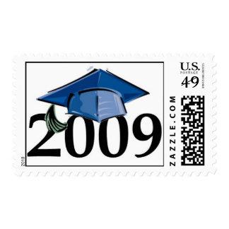 Sello 2009 de la graduación