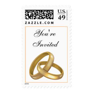 Sello 2009 del anillo de bodas