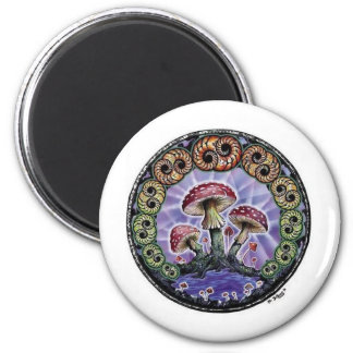 sello 2 inch round magnet