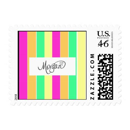 sello 3 de Morgan