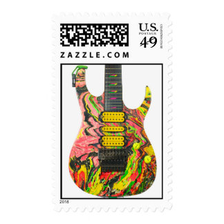 sello 4 de la guitarra
