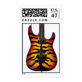 sello 8 de la guitarra