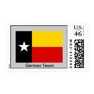 Sello alemán del Texan