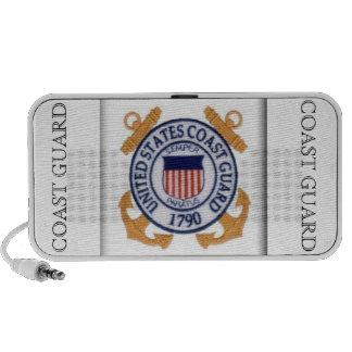 Sello-Altavoces del guardacostas iPod Altavoces
