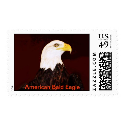 Sello americano de Eagle calvo