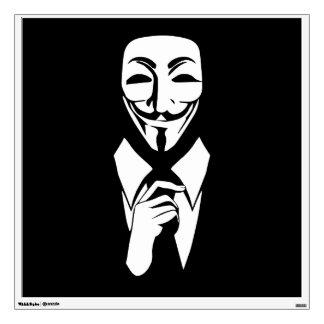 Sello anónimo vinilo