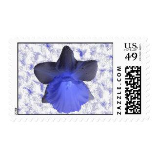Sello azul cambiante de los E.E.U.U. del narciso d