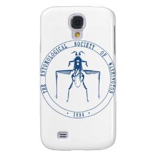 Sello azul de ESW Funda Para Galaxy S4