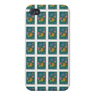 Sello bonito de Polonia iPhone 4/4S Carcasa