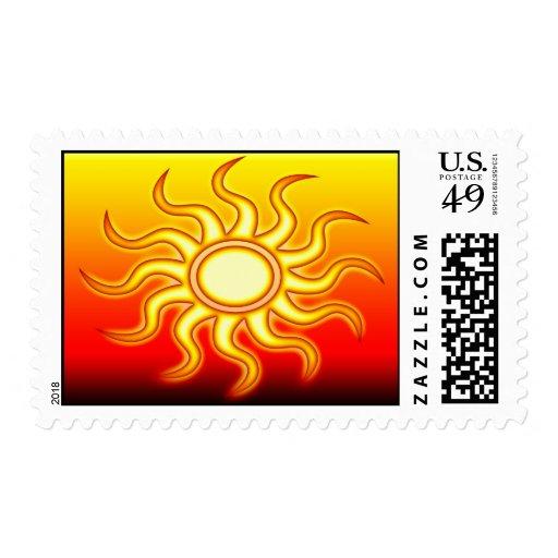 Sello candente de Sun
