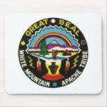 sello de apache del sealap alfombrilla de ratones