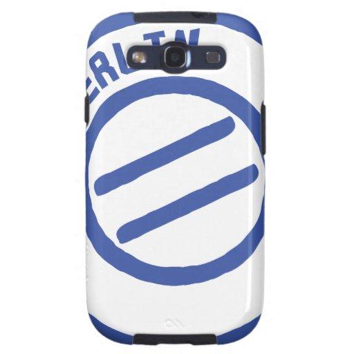 sello de Berlín Samsung Galaxy S3 Funda