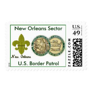 Sello de BP del sector de New Orleans