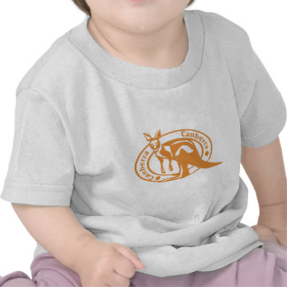 Sello de Canberra Camisetas