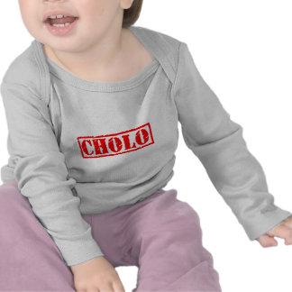 Sello de Cholo Camiseta