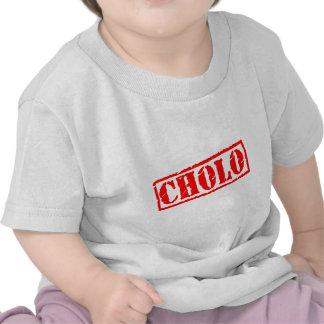 Sello de Cholo Camisetas