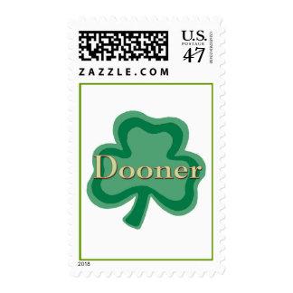 Sello de Dooner los E.E.U.U.