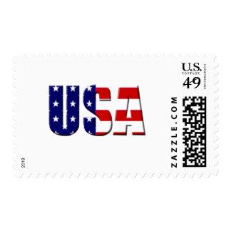 Sello de encargo del logotipo de los E.E.U.U.