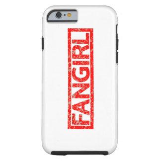 Sello de Fangirl Funda Para iPhone 6 Tough