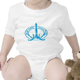 Sello de Génova Trajes De Bebé