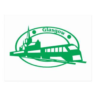 Sello de Glasgow Postal