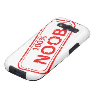 Sello de goma 100% de Noob Galaxy S3 Cobertura