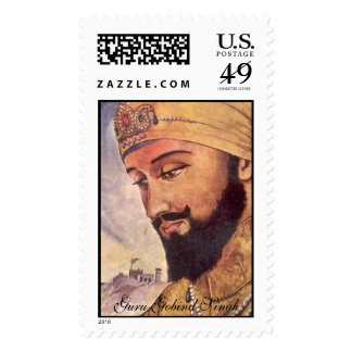 Sello de Guru Gobind Singh