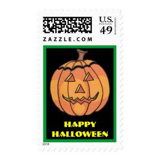 Sello de Halloween