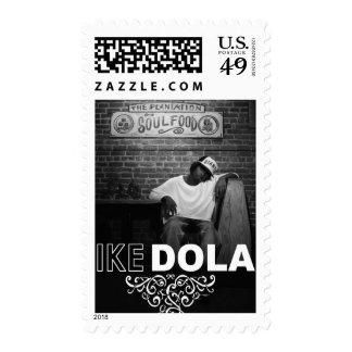 Sello de Ike Dola