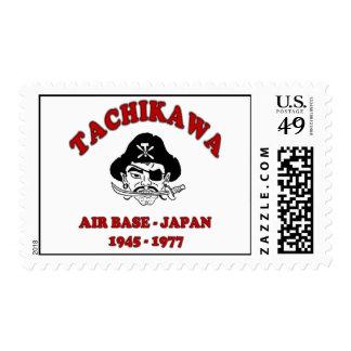 sello de Japón de la base aérea de tachikawa