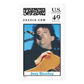 Sello de Joey Stuckey