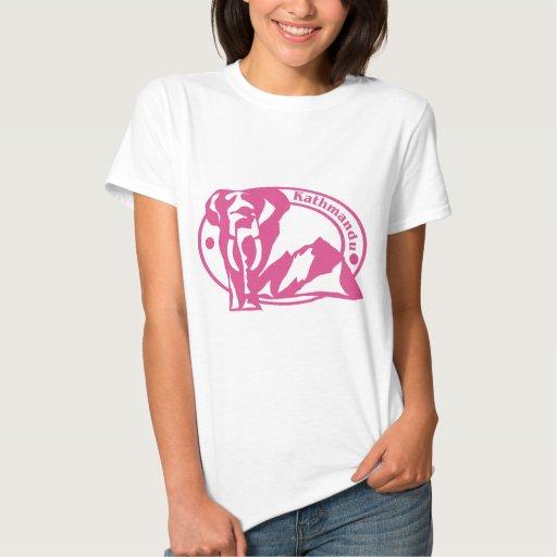 Sello de Katmandu T Shirts