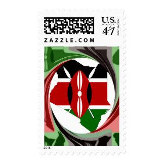 Sello de Kenia Hakuna Matata