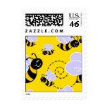 Sello de la abeja