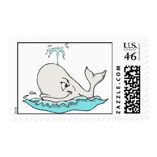 Sello de la ballena