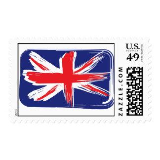 Sello de la bandera de Union Jack