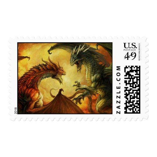 Sello de la batalla del dragón