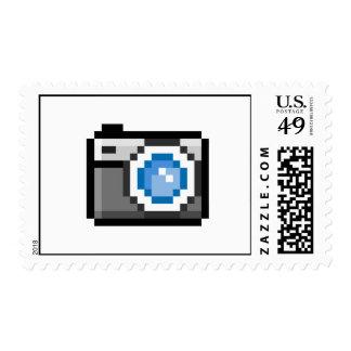 Sello de la cámara del pixel