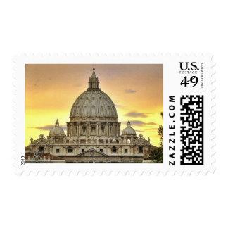 Sello de la Ciudad del Vaticano
