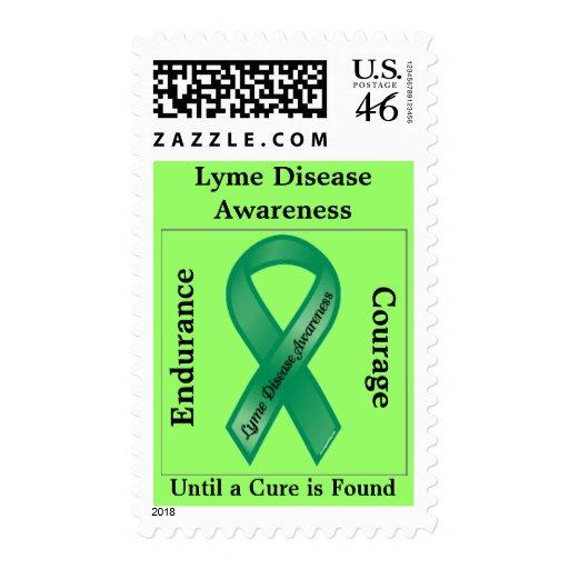 Sello de la conciencia de la enfermedad de Lyme