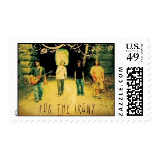 Sello de la cubierta del álbum