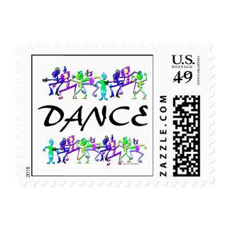 Sello de la danza