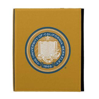 Sello de la escuela de Uc Berkeley - oro y azul