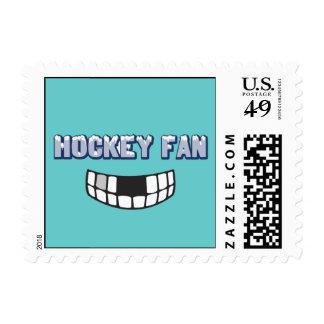 Sello de la fan de hockey (PEQUEÑO)