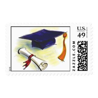 Sello de la graduación