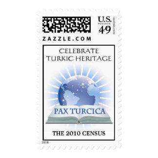 Sello de la herencia del Pax Turcica para el censo