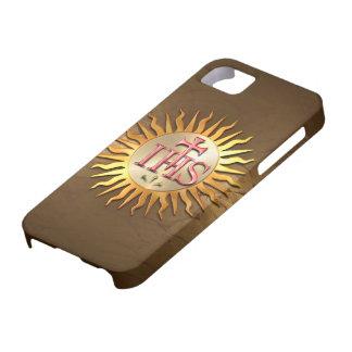 Sello de la jesuita iPhone 5 Case-Mate carcasa