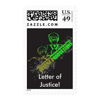 Sello de la justicia